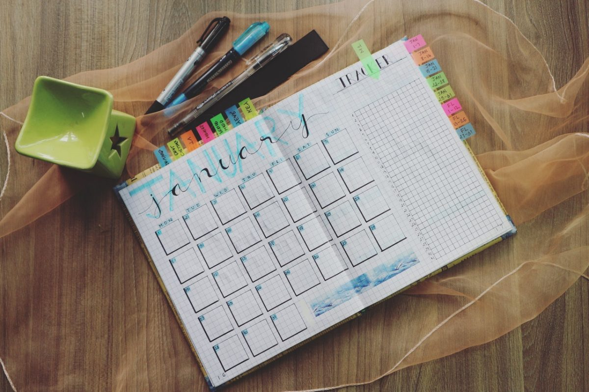 Napravi svoj dnevni raspored aktivnosti